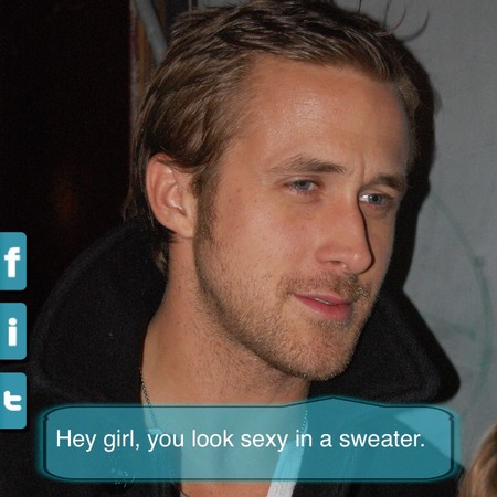 Ryan Gosling - weather app - feature - day bag - handbag.com