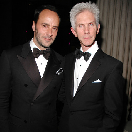 Tom Ford and Richard Buckley - married in secret - day bag - handbag.com