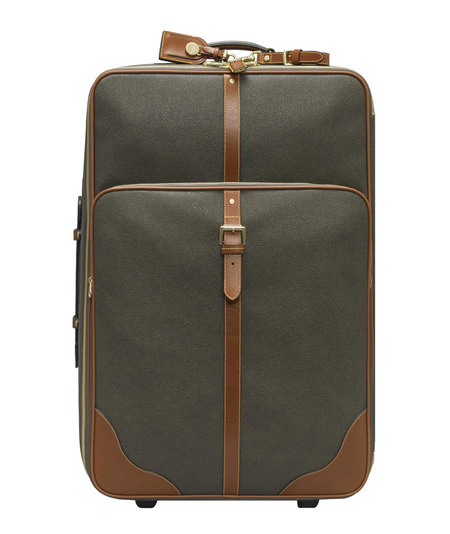 Mulberry travel luggage - Mulberry suitcase - designer suitcases - inside - best designer luggage - travel bag - handbag.com