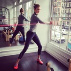 The best celeb workout 'healthies'