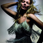 Kate Moss' full Topshop collection