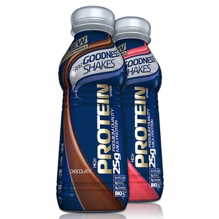 For goodness shakes - protein drinks shakes that taste nice - handbag.com
