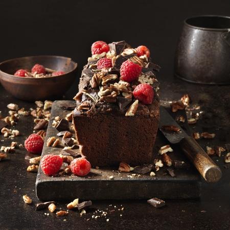Lily Vanilli's Chocolate and Almond cake recipe - day bag - handbag.com