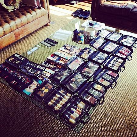Rita Ora - makeup - beauty secrets - haul - handbag.com