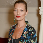 You need Kate Moss' red lipstick