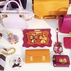 Fall in love with Sophie Hulme's AW14 bags