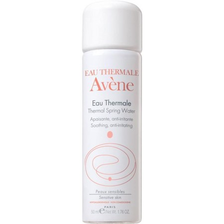 Avene eau thermale spray - festival beauty essentials - beauty bag - handbag