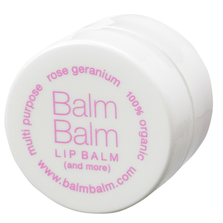 balm-balm-rose-organic-lip balm - earth day - natural organic beauty products - handbag.com