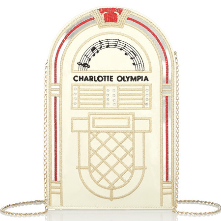 Charlotte Olympia Juke Box Bag - clutch bag - designer handbags - buy bags - bag trends - fashion news - handbag.com