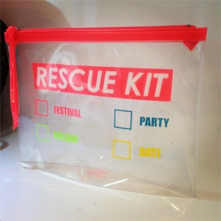 handbag rescue kit - purse - hm - essential beauty products for your handbag - handbag.com