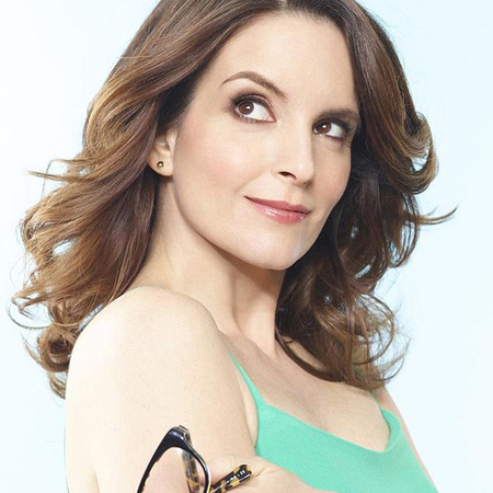 tina fey - new face of garnier - antiageing skincare - comedy writer - actress - handbag.com