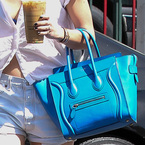 We want Rumer Willis' handbag