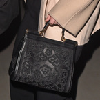 JLaw's awesome D&G handbag