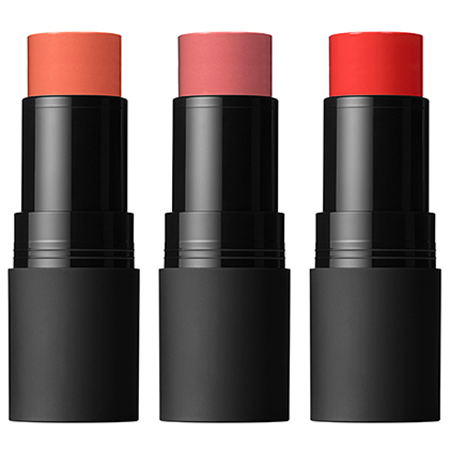 handbag essentials - makeup for your handbag - emergency solutions -NARS matte multiple - blusher - lipstick - contouring - handbag.com