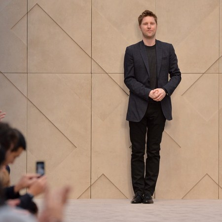 christopher bailey - Burberry - new burberry CEO announcement - fashion news - shopping bag - handbag.com