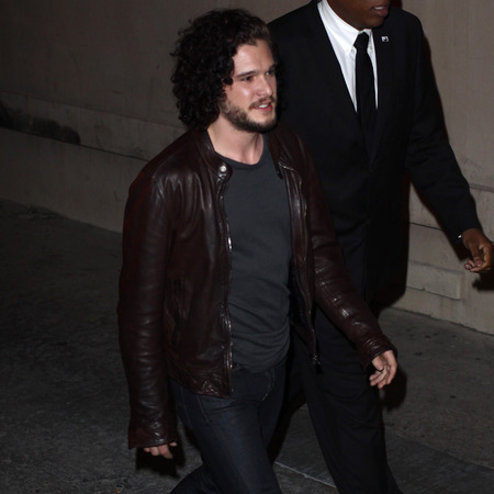 Kit Harington in LA - 5 reasons why he should have a twitter account - day bag - handbag.com