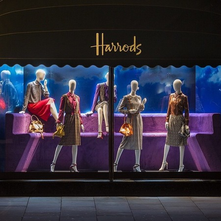 pradasphere-prada exhibition-harrods london-classic handbags-window display-fashion-handbag.com