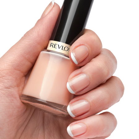 Revlon Royal Wedding nails-nail art How To tutoria-jenny longworth-french manicure-white tips-twist on the classic look-finished look - handbag.com