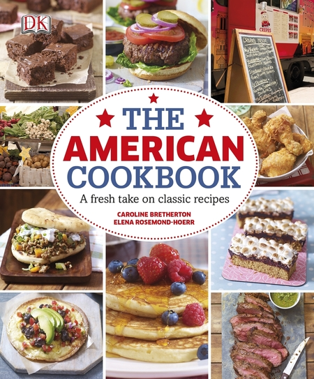 The American cookbook recipes - day bag - handbag.com