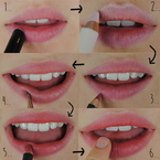 How to do perfect pink lips for summer