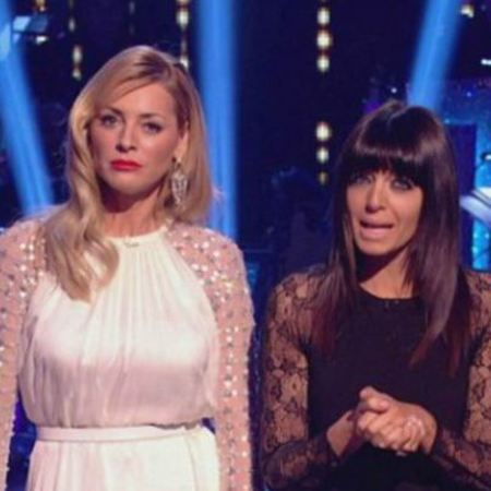 claudia winkleman and tess daly - first female presenting team - strictly come dancing - handbag.com