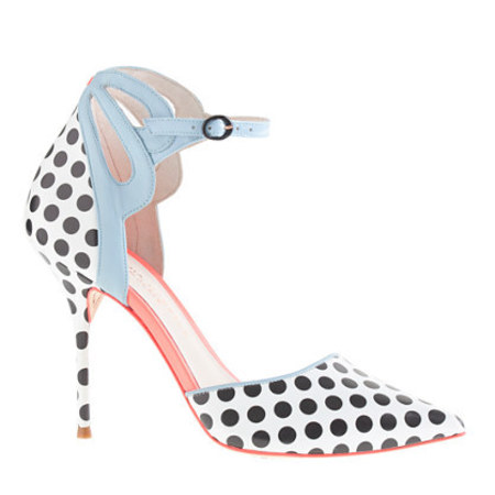 SOPHIA WEBSTER™ FOR J.CREW PENELOPE PUMPS - sophia webster for j.crew is here - shopping bag - handbag