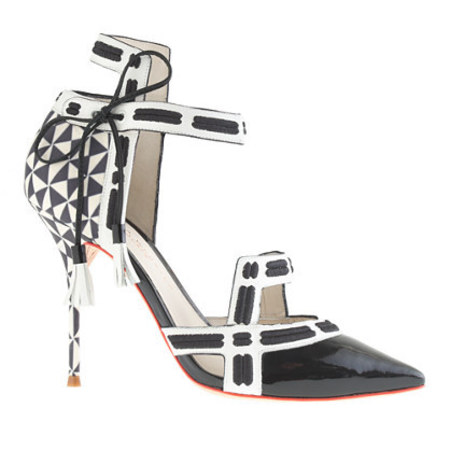SOPHIA WEBSTER™ FOR J.CREW POPPY PUMPS - sophia webster for j.crew is here - shopping bag - handbag