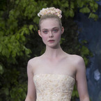 Elle Fanning is a princess