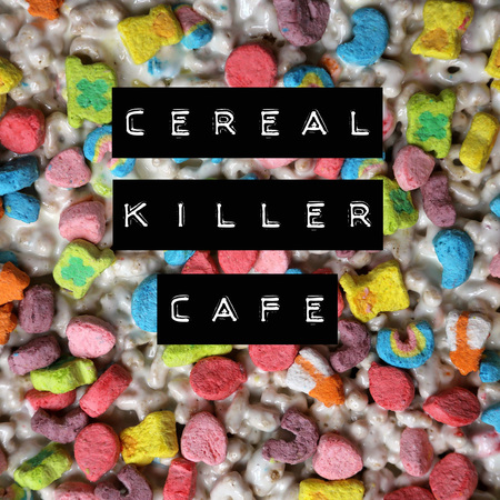 Ceral killer cafe - cereal restaurant - london - handbag.com