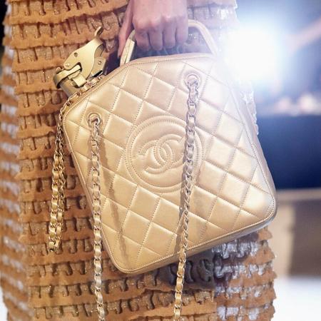 chanel-gold quilted-petrol-handbag-cruise 2014 2015 collection-handbag.com