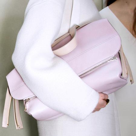 Chloe pastel pink Dilan bag