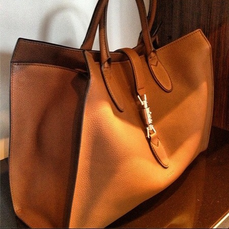 gucci-jackie-handbag-new soft tote-tan-brown-autumn-winter-2014-designer-handbag trend-handbag.com