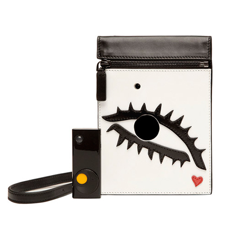 Lulu Guinness camera bag