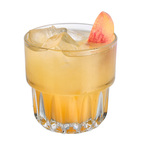 Refreshing Bellini Peach Spritz recipe
