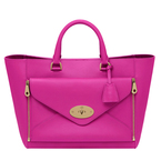 Mulberry bags nail the pink trend
