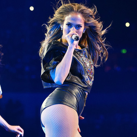 Jennifer Lopez bum performing - best bum in showbiz - how to future proof your bum - gym bag advice - handbag.com
