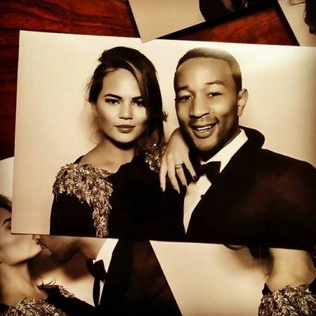 John Legend's wedding speech