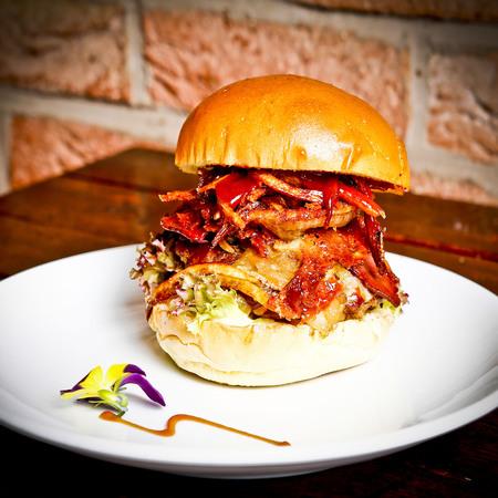 london restaurant review - meat and shake tooting - burger -evening bag - handbag