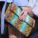Dior SS14 handbags in detail