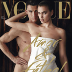 Worse than the Kim & Kanye Vogue cover?