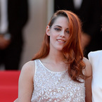 She's here! KStew hits Cannes in Chanel