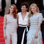 Dresses to discuss at Cannes 2014