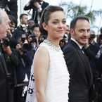 Marion Cotillard's bold Cannes look