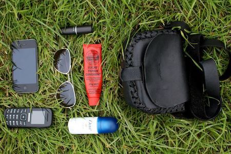 festival bag- geneva from pair and a spare guide to what to wear on holiday - festival essentials - travel bag - handbag.jpg