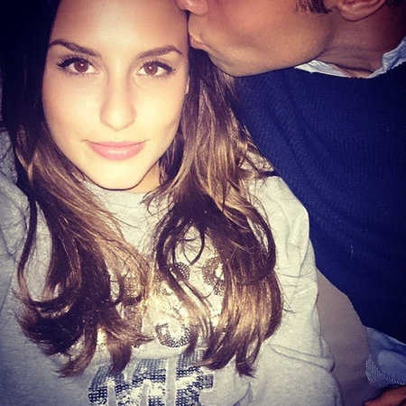 Andy Jordan and Lucy Watson instagram - are they dating - kissing - made in chelsea - handbag.com
