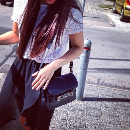 Best handbag pictures of the week on Instagram - Styliista - Proenza schouler - handbag