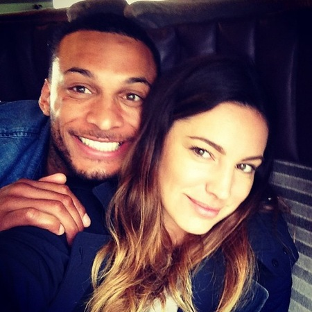 Kelly Brook and David McIntosh got married in secret - selfie on Instagram - celebrity selfies - celebrtity news - wedding news - day bag - handbag.com