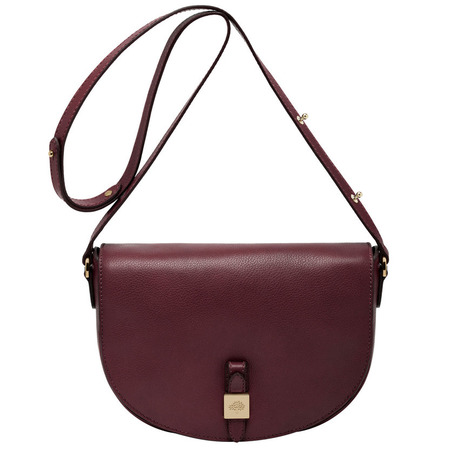mulberry tessie satchel-oxblood-burgundy-autumn winter 2014 handbags-handbag.com