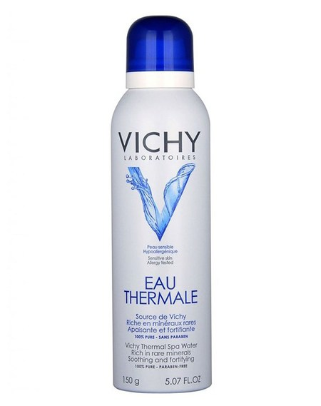 Vichy Eau Thermal spray - 5 best facial mists - beauty feature - beauty bag - handbag.com