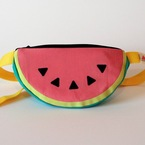Where the fruit and bum bag trend collide